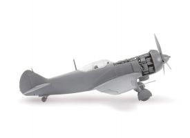 Сборная модель ZVEZDA Советский истребитель Ла-5ФН, подарочный набор, 1/48 1