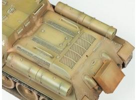 Сборная модель ZVEZDA Советский истребитель танков Су-85, 1/35 1
