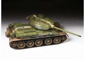 Сборная модель ZVEZDA Советский средний танк Т-34/85, 1/35