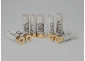 Стрелянные гильзы 12 калибра / Феттер 12/70 [нг-7]