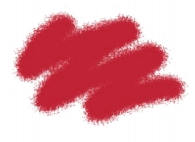 Краска ZVEZDA акриловая, вишневая красная, 12 мл