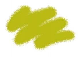 Краска ZVEZDA акриловая, желто-оливковая немецкая, 12 мл