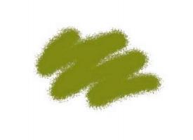 Краска ZVEZDA акриловая, зеленая авиа-интерьер, 12 мл
