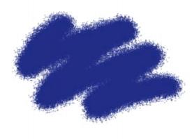 Краска ZVEZDA акриловая, королевская синяя, 12 мл