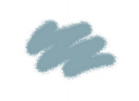 Краска ZVEZDA акриловая, серо-голубая, 12 мл