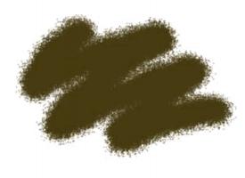 Краска ZVEZDA акриловая, темно-коричневая, 12 мл