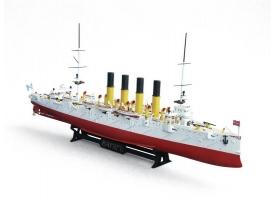 Сборная модель. Крейсер «Варяг». 1/350. 1