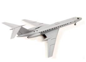 Сборная модель. Авиалайнер Ту-134 А/Б-3. 1/144 1
