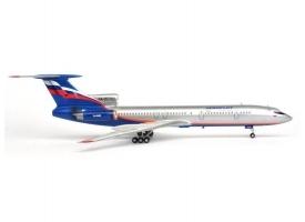 Сборная модель. Пассажирский самолет ТУ-154М. 1/144 1