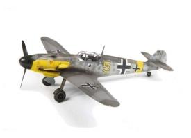 Сборная модель. Истребитель «Мессершмитт» BF-109F2 1/48 1