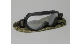 Очки противоосколочные 6Б50 из комплекта экипировки «Ратник»