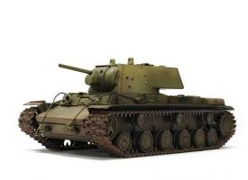 Сборная модель ZVEZDA Советский тяжелый танк КВ-1, подарочный набор, 1/35