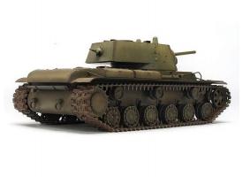Сборная модель ZVEZDA Советский тяжелый танк КВ-1, подарочный набор, 1/35 1