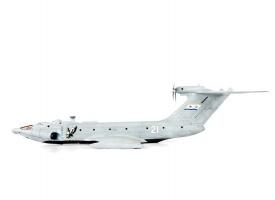 Сборная модель ZVEZDA Транспортно-десантный экраноплан А-90 &quotОрлёнок&quot, 1/144 1