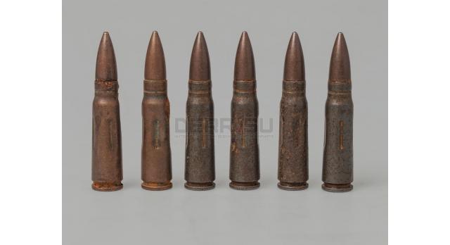 Учебный патрон 7.62х39-мм / Стандартный Б/У [ак-14]