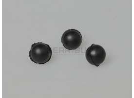 Резиновые шарики 10х28-мм Ø 11-мм