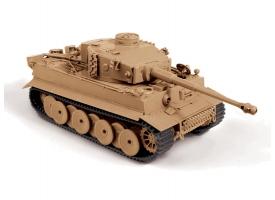 Сборная модель ZVEZDA Немецкий тяжелый танк T-VI «Тигр», подарочный набор, 1/35