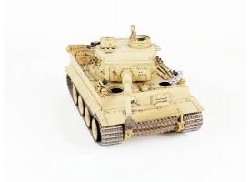 Сборная модель ZVEZDA Немецкий тяжелый танк T-VI «Тигр», подарочный набор, 1/35 1