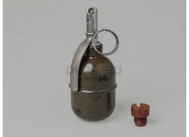 Учебно-имитационная граната УРГ-Н (ММГ РГД-5) / Оригинал без запала в комплекте [нг-17]