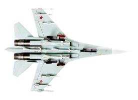 Сборная модель ZVEZDA Российский истребитель Су-27СМ, 1/72 1