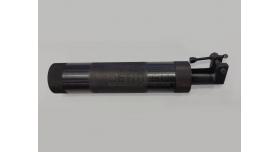 Макет глушителя «Брамит» для револьвера Наган / Новый, винтовой тип крепления [нг-56]
