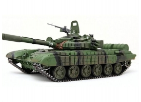 Сборная модель ZVEZDA Российский основной танк с активной броней Т-72Б, подарочный набор, 1/35 1
