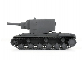 Сборная модель. Танк КВ-2. 1/35 1
