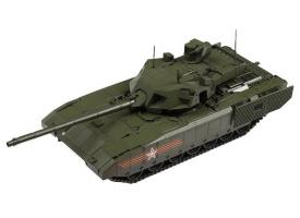 Сборная модель. Российский танк Т-14 Армата 1/35 1