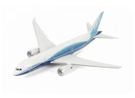 Сборная модель. Пассажирский авиалайнер Боинг 787-8 ДРИМЛАЙНЕР. 1/144 1