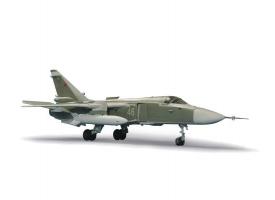 Сборная модель. Самолет Су-24М. 1/72 1