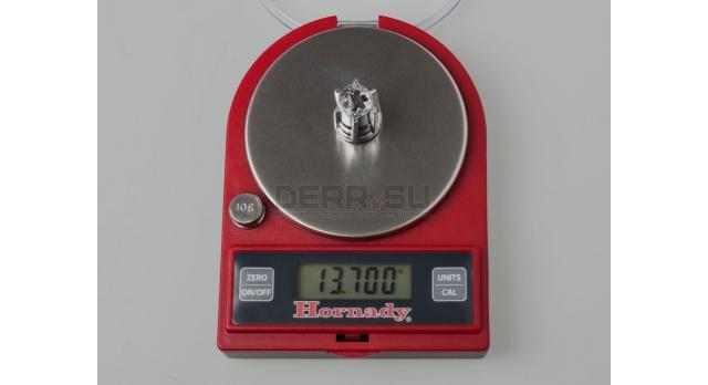Пуля «Майера» 28 калибра / 10 шт. Свинцовая 13,5 грамм [нг-45]