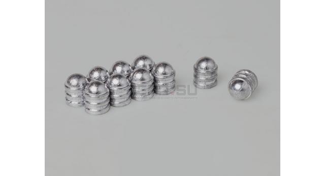Пуля «Магнум» 20 калибра / 10 шт. Свинцовая 31,5 грамм [нг-41]