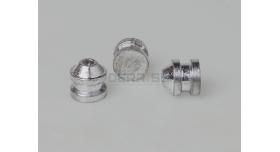 Пуля «Гризли» 12 калибра / Свинцовая 36 грамм 10шт [нг-22]