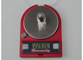 Пуля «Импульс-2» 12 калибра / 10 шт. Свинцовая с пластиковым контейнером 23 грамма [нг-27]