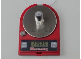 Пуля «Импульс-7» 12 калибра / 10 шт. Свинцовая с пластиковым контейнером 29,5 грамм [нг-32]