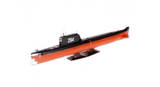 Сборная модель ZVEZDA Советская атомная подводная лодка К-19, 1/350 1