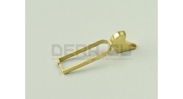 Спусковой крючок для пистолета ТТ / Без клейма латунь [тт-130]