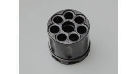 Барабан для револьвера Наган / Под сигнальный МР-313 оригинал склад клеймо звезда [наган-122]