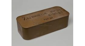 Армейские холостые патроны АК-47, АКМ (7,62х39-мм) / 740 шт. цинк [сиг-369-1]