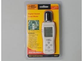 Шумомер/ До 130 децибел AS804 [сиг-368]
