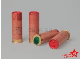 Армейские двухзвёздные сигнальные патроны 26-мм (4 калибра)
