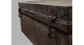Корабельный оцинкованый рундук довоенного периода