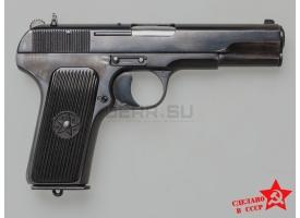 Охолощённый пистолет ТТ-СХ (Молот Армз)