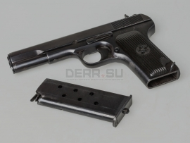 8511 Охолощённый пистолет ТТ-СХ (Молот Армз)