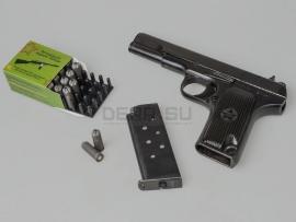 8512 Охолощённый пистолет ТТ-СХ (Молот Армз)