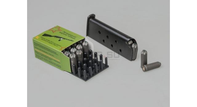 Охолощённый пистолет ТТ-СХ (Молот Армз) / Оригинал охолощенный ООО «Молот Армз» под холостой патрон 10х31-мм [мт-880]