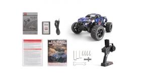 Радиоуправляемый монстр Remo Hobby MMAX PRO (красный) Li-Po 4WD 2.4G 1/10 RTR 15