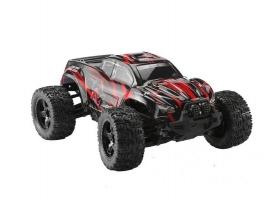 Радиоуправляемый монстр Remo Hobby MMAX (красный) 4WD 2.4G 1/10 RTR 1