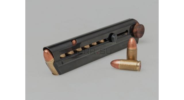 Магазин для пистолета Люгер Р-08 (Парабеллум) / На 7 патронов пр-во Mec-Gar (Италия) [пар-21]