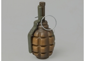Страйкбольная граната Ф1 с поражающими элементами (F-1S PyroFX)